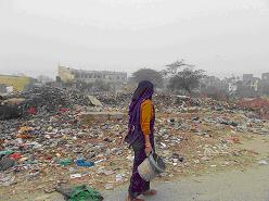 Sanitation in urban slums