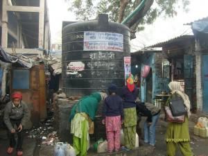 Sanitation & water challenge