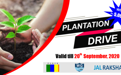 Participate in Plantation Drive and Win Rs. 5000!
